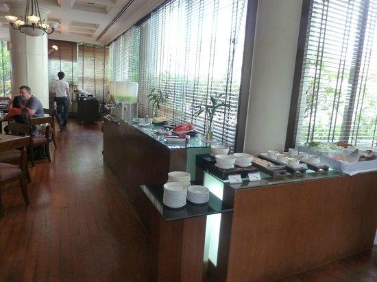 President Solitaire Hotel & Spa: Breakfast
