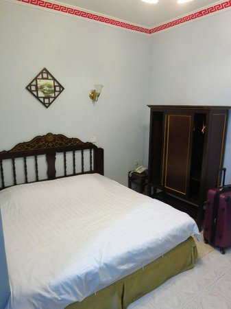 The Baba House: room