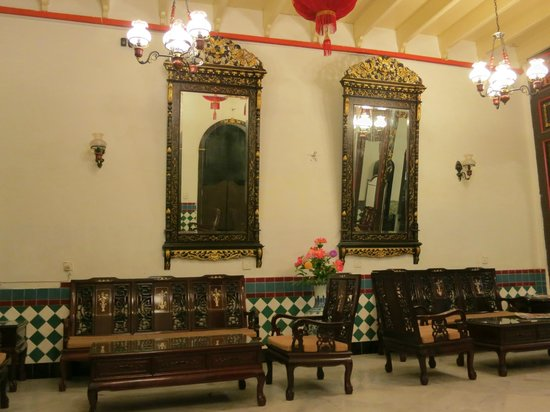 The Baba House: 大廳