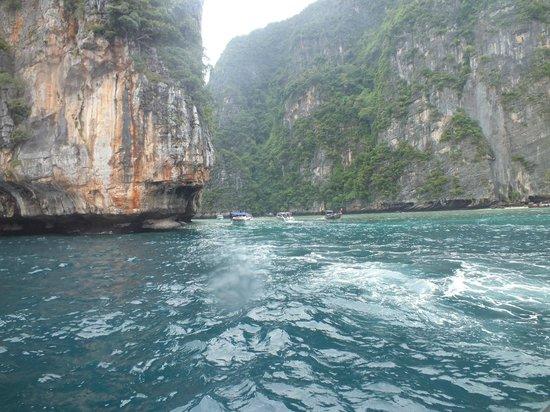 Kantary Bay, Phuket : Another part of the Island hopping trip
