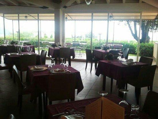 Fosdinovo, Italien: sala ristorante la castellana / zenzero29