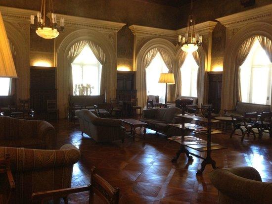 Bussaco Palace Hotel: Sala de Lectura y Bar