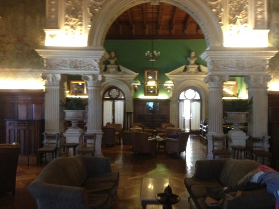 Bussaco Palace Hotel: Bar