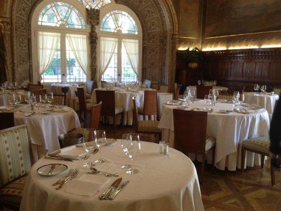 Bussaco Palace Hotel: Comedor