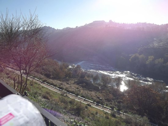 Casona de la Reyna: View from room