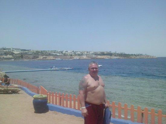 Dessole Pyramisa Sharm El Sheikh Resort: пляж