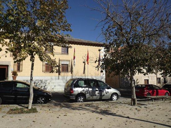 Casona de la Reyna : Hotel front entrance