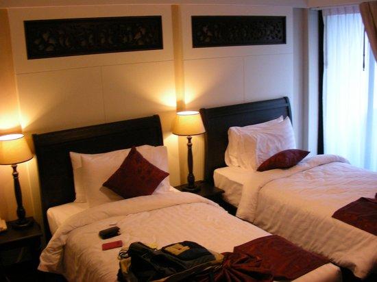 Baan Wanglang Riverside: Unser Zimmer