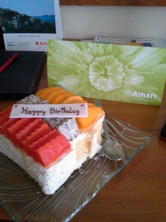 The Emerald Cove Koh Chang: Birthday Cake