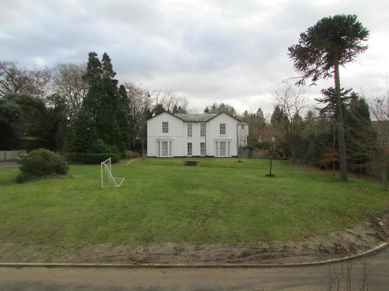 Hawkwell House Hotel: View from room