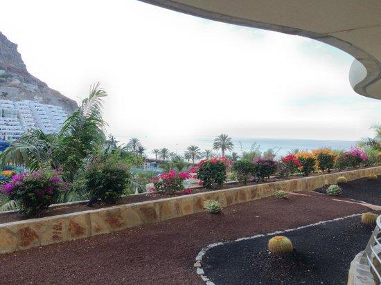 Paradise Valle Taurito : Vista dalla stanza