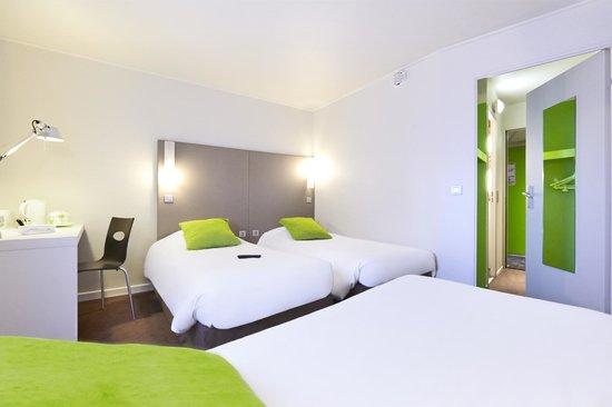Campanile Paris Est - Porte De Bagnolet: Triple room
