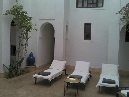 Riyad El Cadi: relaxing