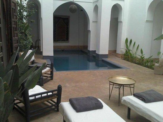 Riyad El Cadi: relaxing paradise