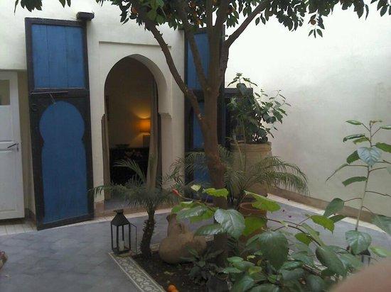 Riyad El Cadi: Beautiful rooms