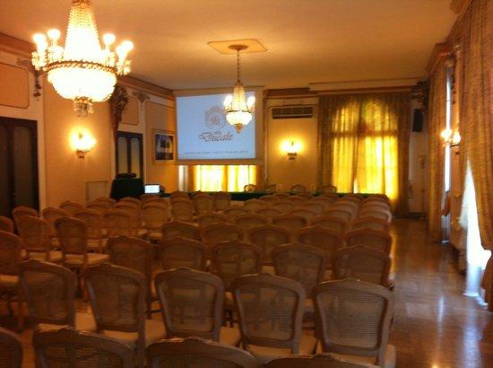 Villa Ducale Hotel e Restaurant: Sala meeting-conferenze