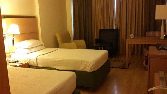 The Residency: Twin Bedded Standard Room