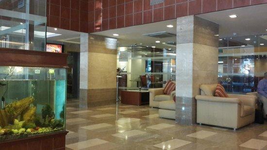 The Residency: Lobby Area