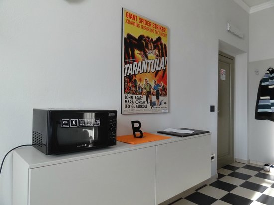 Cascina Marchesa - Residence : Microwave