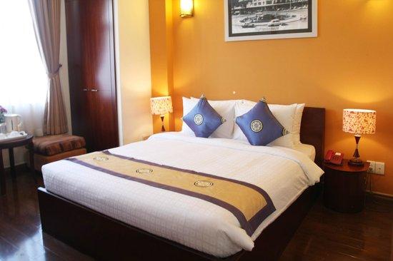Little Saigon Corner Boutique Hotel: Superior room