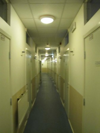Vanadis Hotell & Bad: Корридор