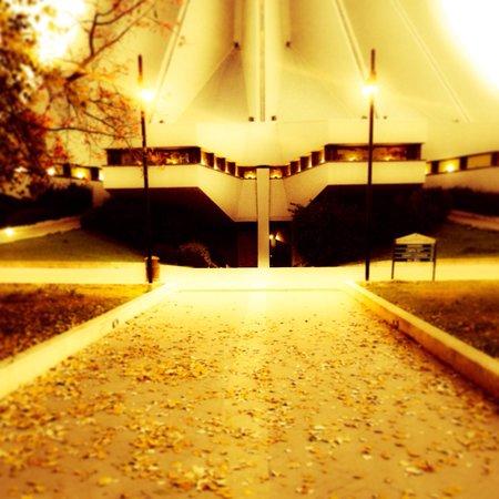 Santuario Madonna delle Lacrime : Questo posto da un gran senso di pace..