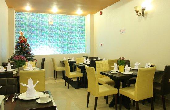 Little Saigon Corner Boutique Hotel: Our cosy coffee shop