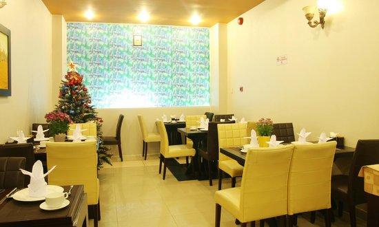 Little Saigon Corner Boutique Hotel: Coffee Shop