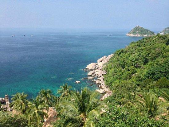 Aminjirah Resort: Wauv - what views