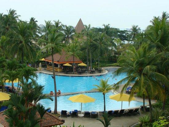 Shangri-La's Rasa Sentosa Resort & Spa: Бассейн