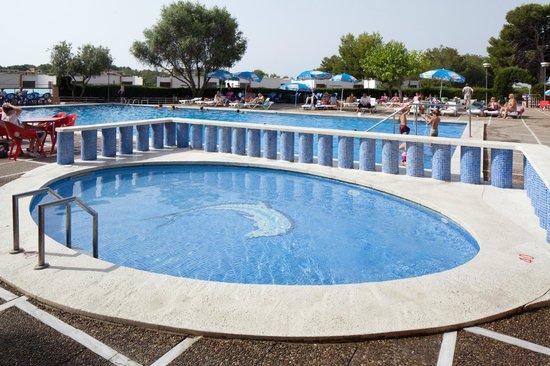 H·TOP Molinos Park: Swimming Pool