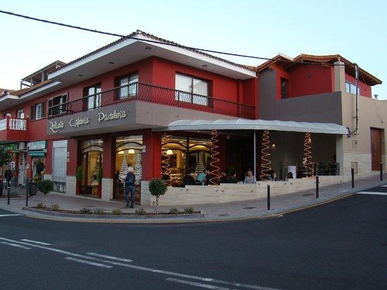 Boutique Relieve - Terraza
