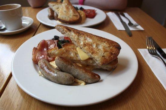 Bills Darlinghurst : Big breakfast