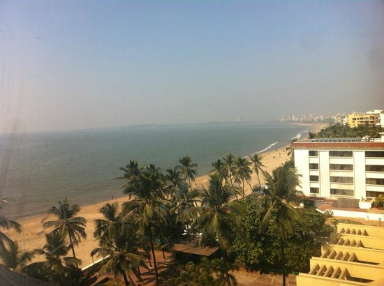 Novotel Mumbai Juhu Beach: View from room