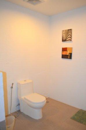 Almont Inland Resort : very spacious comfort room!