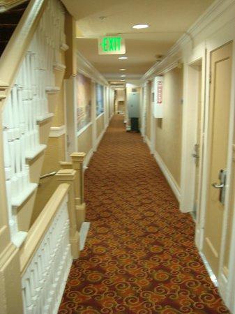 โรงแรมอดานเต: Corredor