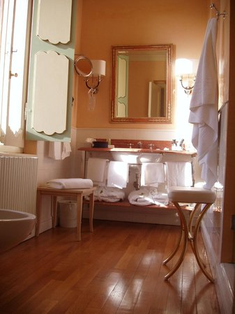 Alla Posta dei Donini: The bathroom