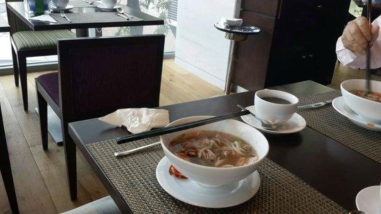 Novotel Saigon Centre Hotel : breakfast