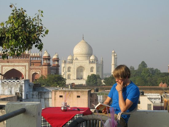 Agra Hotels With View Of Taj Mahal 2018 World S Best Hotels