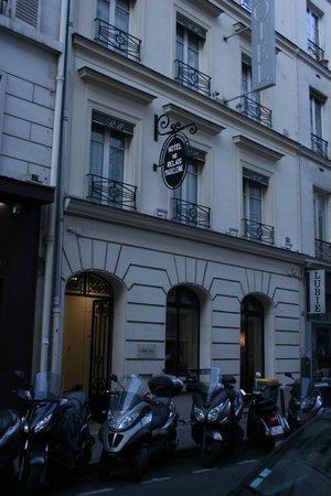 Le Relais Madeleine: Hotel esterno