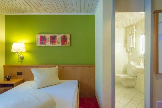 Hotel La Cruna : Einbettzimmer