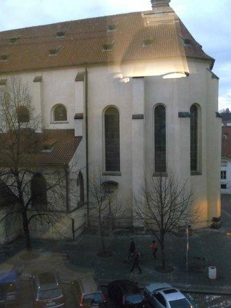 Hotel Hastal Prague Old Town: Wonderful view