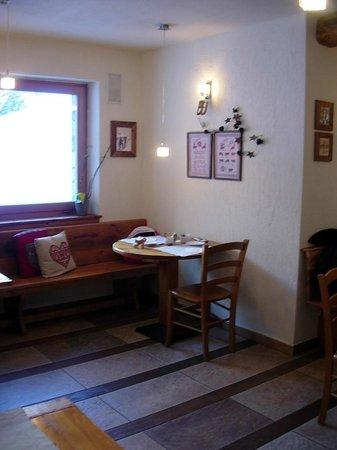 Ellex Hotel : Il nostro tavolo