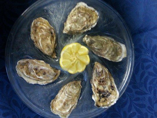 L'Estacade : Les 6 huîtres