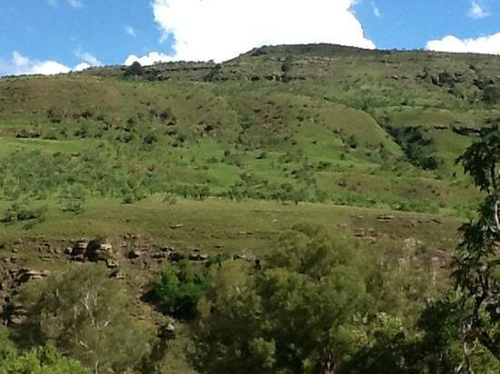 Cavern Drakensberg Resort & Spa: your view from room 3