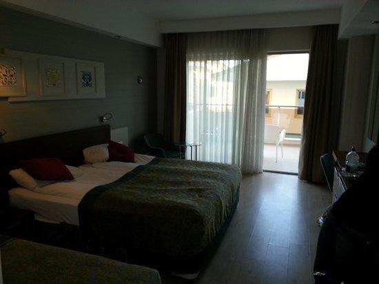Seher Sun Palace Resort and Spa: Room