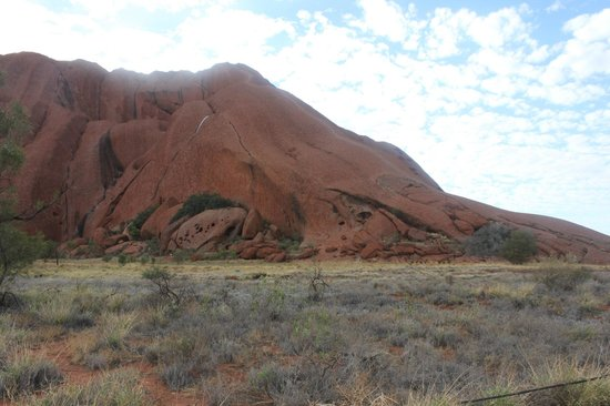 Voyages Ayers Rock Resort: the rock