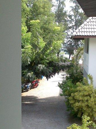 Rawai Beach Resort : panorama dalla camera