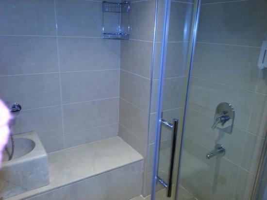 Seher Sun Palace Resort & Spa : Bathroom