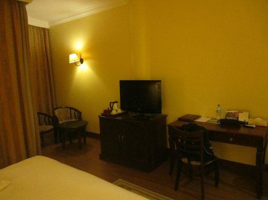 Kibo Palace Hotel: Room view 1